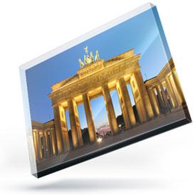 Acrylglas Foto Berlin